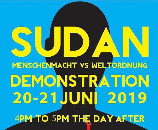 Demonstration-Sudan-2019-06-20